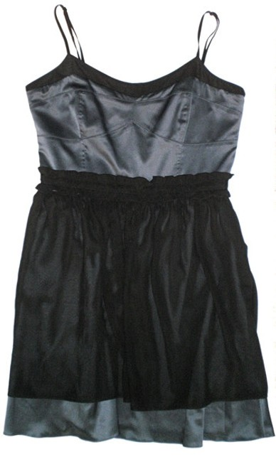 Preload https://item1.tradesy.com/images/bcbgmaxazria-black-and-blue-knee-length-night-out-dress-size-10-m-2326855-0-0.jpg?width=400&height=650