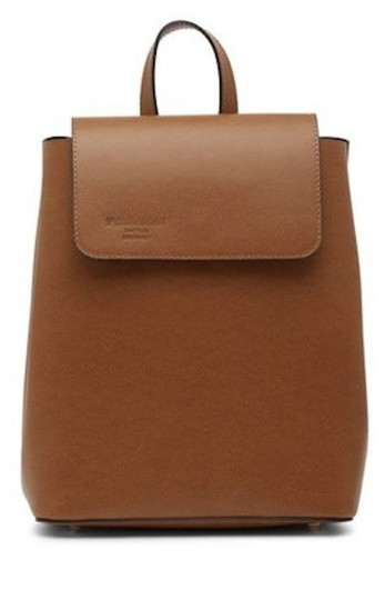 Persaman New York Abree Leather Backpack Image 0