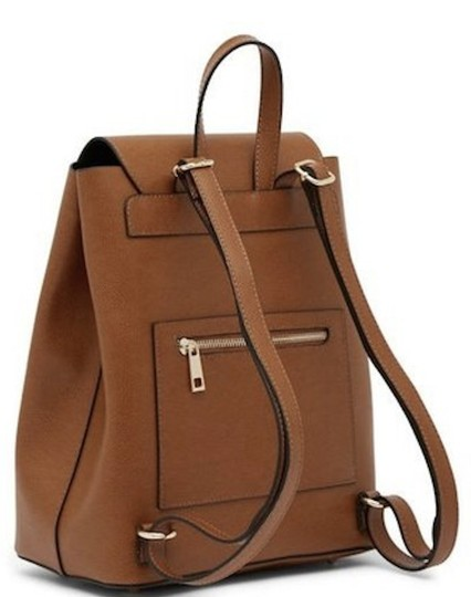 Persaman New York Abree Leather Backpack Image 1