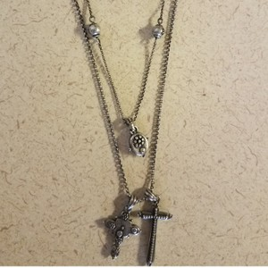 Lucky Brand Reversible Lucky Brand necklace