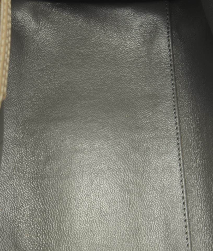 Leather Leatherxsuede Tan Luggage 147885 Céline Suede Micro Tote amp; wSqExx70Y