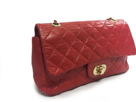 Brio Quilted Shoulder Bag