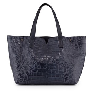 Vince Tote in Coastal Blue