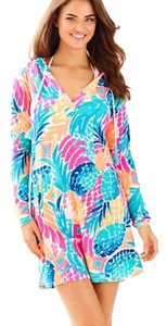 Lilly Pulitzer short dress multicolor Rylie Dress on Tradesy
