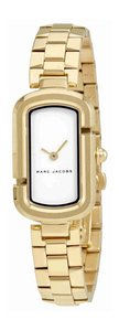 Marc Jacobs Gold Stainless Steel The Jacobs MJ3504 Watch
