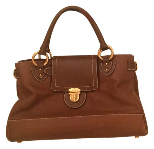 Marc Jacobs Satchel in Caramel
