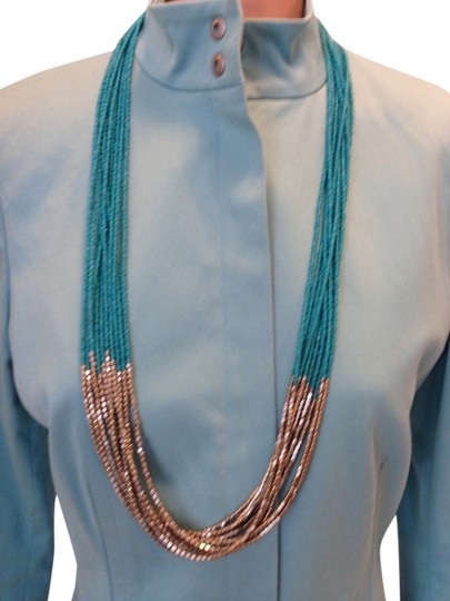 Preload https://item3.tradesy.com/images/turquoise-long-bead-necklace-2327032-0-0.jpg?width=440&height=440
