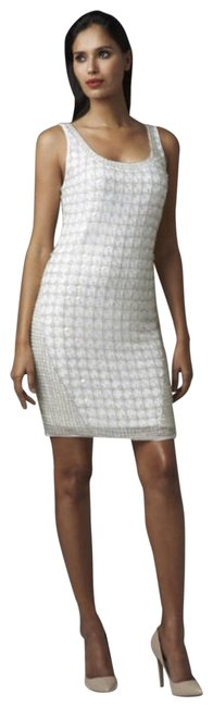 Item - White Mid-length Cocktail Dress Size 4 (S)