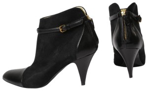 Stella McCartney Pointed Toe Black Boots