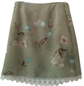 I.N. San Francisco Skirt green