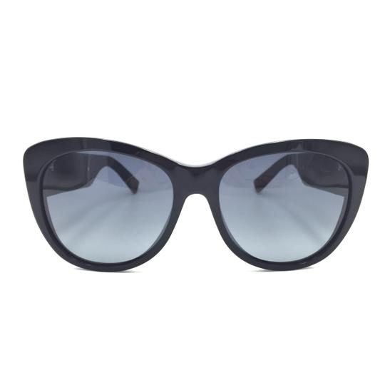 Dior Inedite Classic Cat Eye Crystal Matte Sunglasses UI5HD Image 3