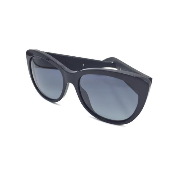 Dior Inedite Classic Cat Eye Crystal Matte Sunglasses UI5HD Image 8