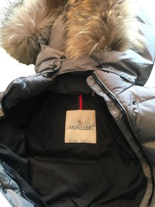 Moncler Fur Winter Military Jacket