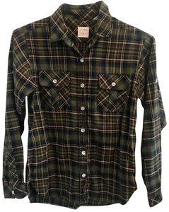 Billy Reid Button Down Shirt