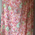 Pink floral Maxi Dress by Zara Image 2