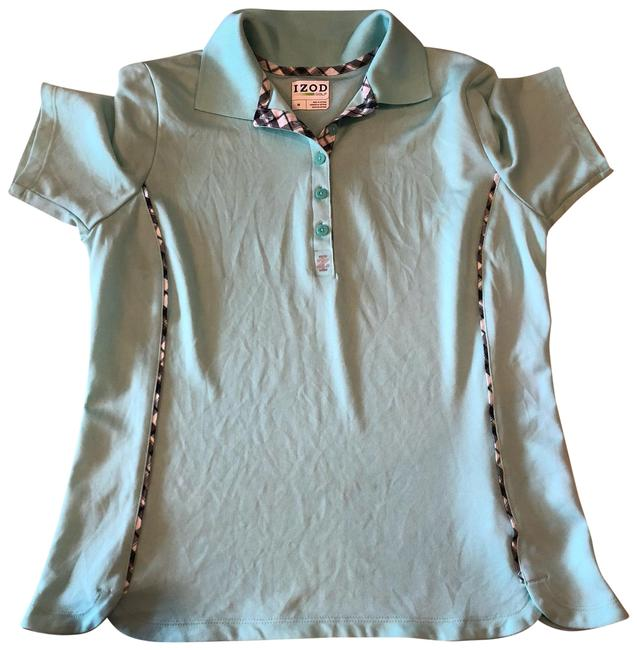 Item - Mint Green Polo Activewear Top Size 8 (M)