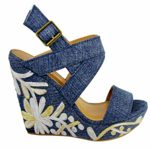 Not Rated Blue Sandals