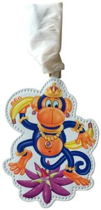 Moschino MONKEY BAG CHARM KEY FOB