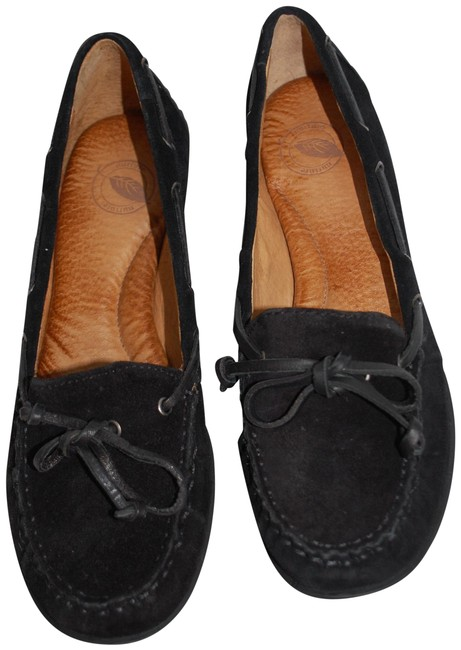 Item - Black Nwob Comfortable Walking M Flats Size US 7.5 Regular (M, B)