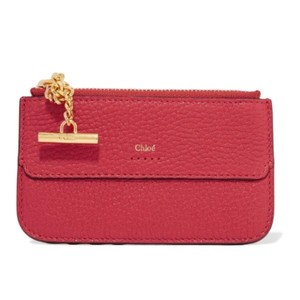 Chloé Drew coin case card holder