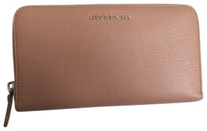 Givenchy Givenchy Pandora Old Pink Leather Continental Wallet