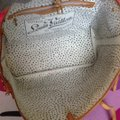 Louis Vuitton Sold Out Collectors Limited Edition Rare Neverfull Tote in White Pumpkin Dots Monogram Image 5