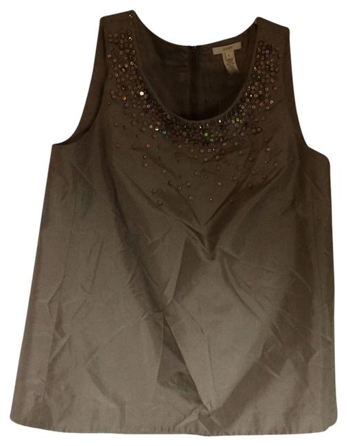 Preload https://item1.tradesy.com/images/jcrew-taupe-tank-topcami-size-4-s-2327665-0-0.jpg?width=400&height=650