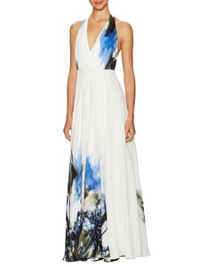 white Maxi Dress by MILLY