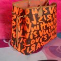 Louis Vuitton Limited Edition Sold Out Rare Neverfull Tote in Neon Orange Monogram Collectors Image 3
