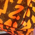 Louis Vuitton Limited Edition Sold Out Rare Neverfull Tote in Neon Orange Monogram Collectors Image 6