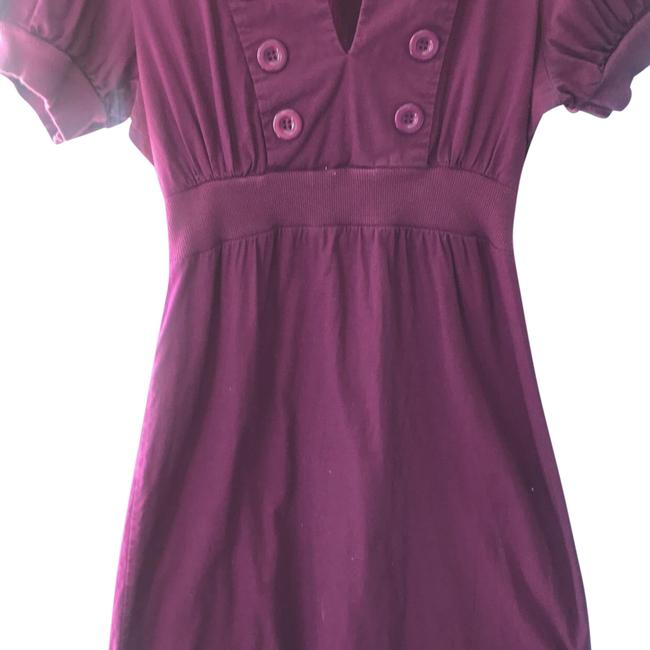 Preload https://img-static.tradesy.com/item/23277351/purple-be-bop-mid-length-workoffice-dress-size-8-m-0-1-650-650.jpg