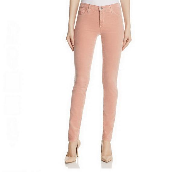 Item - Rose Gold The Velvet Legging Skinny Jeans Size 25 (2, XS)