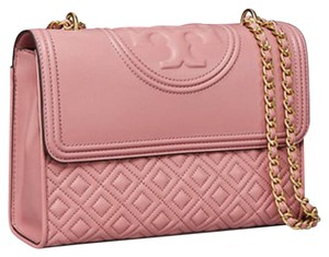 aacab64a188 Pink Tory Burch Shoulder Bags - Up to 90% off at Tradesy