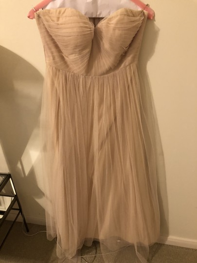 Preload https://img-static.tradesy.com/item/23277550/jenny-yoo-beige-tulle-annabelle-convertible-column-formal-bridesmaidmob-dress-size-2-xs-0-0-540-540.jpg