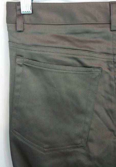 Theory Straight Pants Gray Image 4