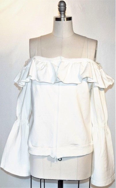 Preload https://img-static.tradesy.com/item/23277613/anne-fontaine-white-laurence-night-out-top-size-10-m-0-1-650-650.jpg