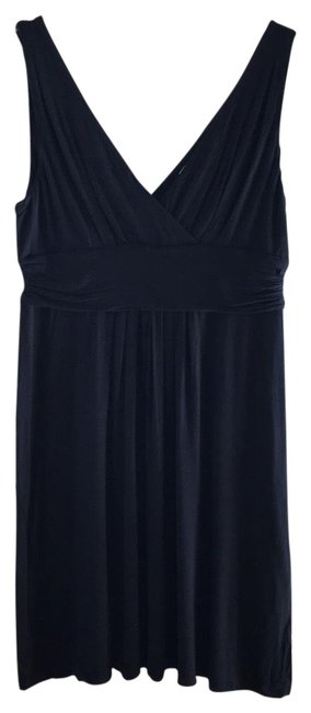 Ann Taylor LOFT short dress navy on Tradesy Image 0