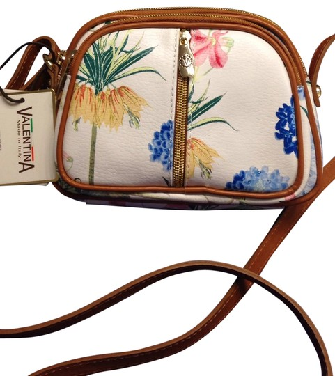 Preload https://img-static.tradesy.com/item/23277862/valentina-made-in-white-and-multi-color-floral-italian-leather-shoulder-bag-0-1-540-540.jpg