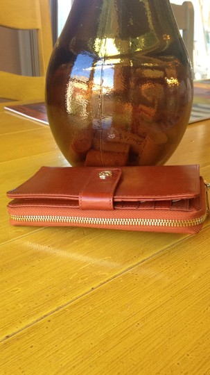 Valentina Made in Italy -Leather Wallet Image 2