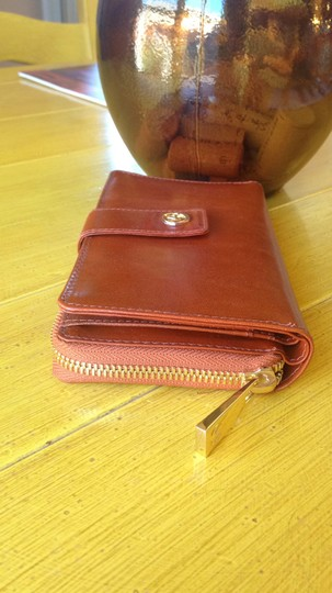 Valentina Made in Italy -Leather Wallet Image 3