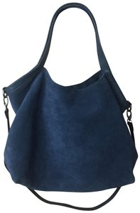 Anthropologie Tote in Navy
