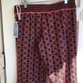 Ts Dixin Flare Pants pink and brown Image 5