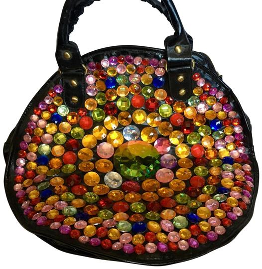 Preload https://img-static.tradesy.com/item/23278185/butler-and-wilson-large-colorful-crystals-multicolor-pvc-hobo-bag-0-1-540-540.jpg