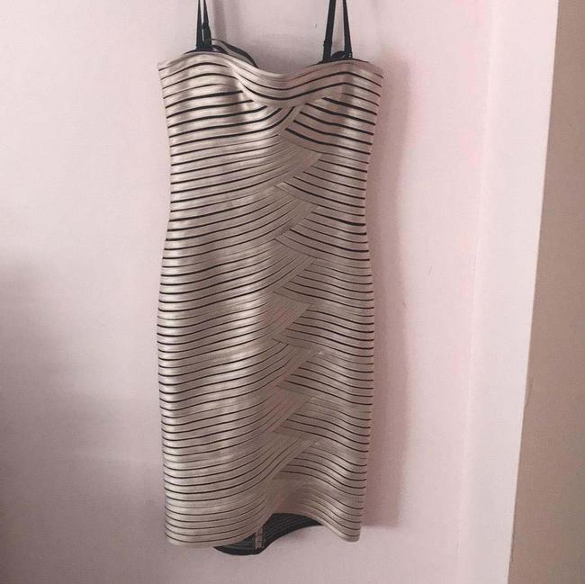 Preload https://img-static.tradesy.com/item/23278453/bcbgmaxazria-nude-fitted-mermaid-mid-length-night-out-dress-size-2-xs-0-1-650-650.jpg