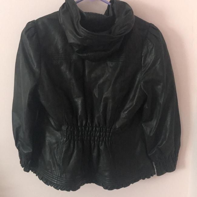 Juicy Couture Leather Jacket Image 1
