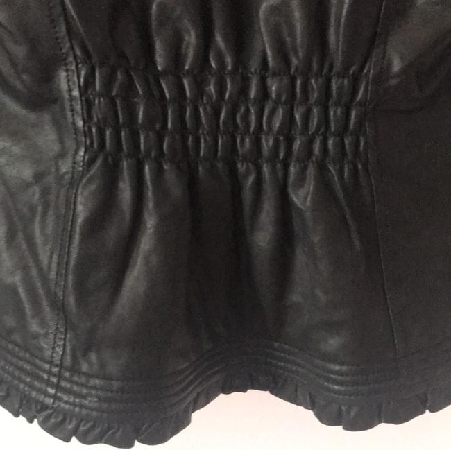 Juicy Couture Leather Jacket Image 2