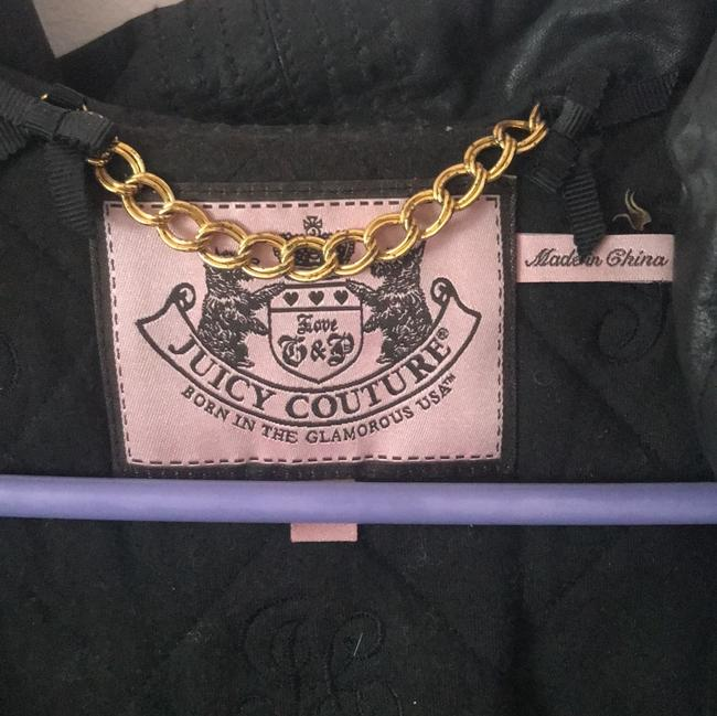 Juicy Couture Leather Jacket Image 3