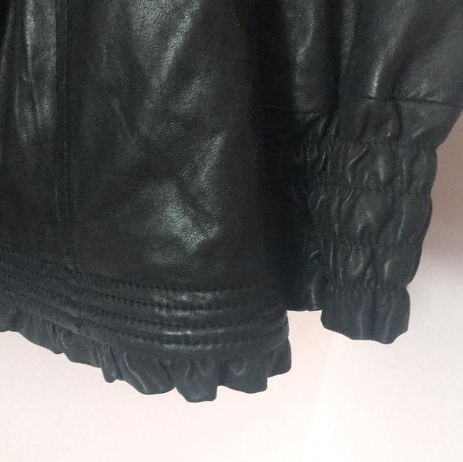 Juicy Couture Leather Jacket Image 5