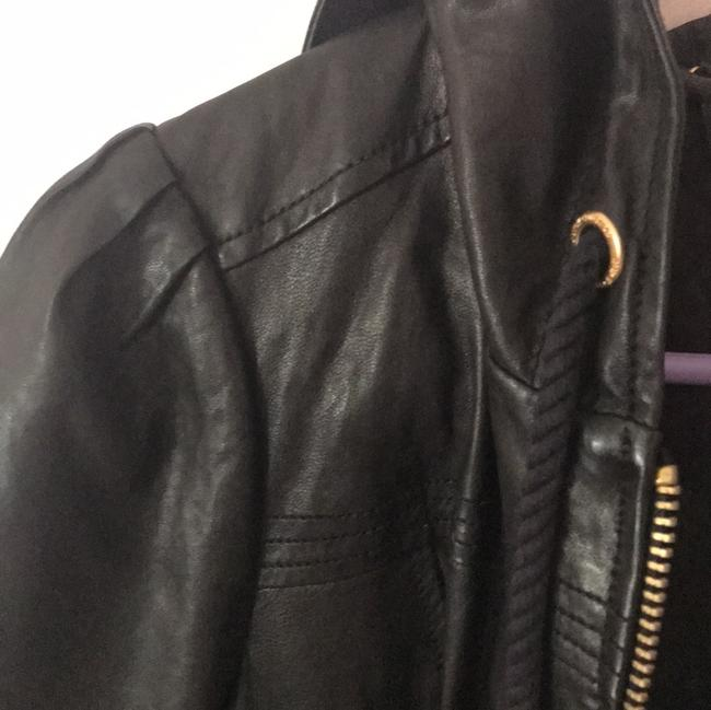 Juicy Couture Leather Jacket Image 7