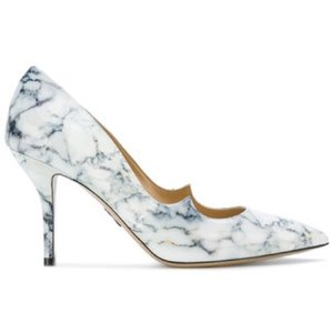 Paul Andrew Classic Trendy Marble Pumps